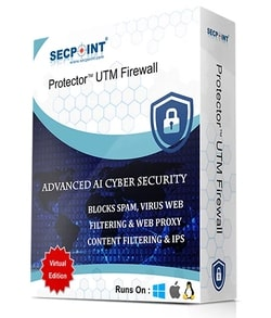 UTM Firewall Virtual Appliance