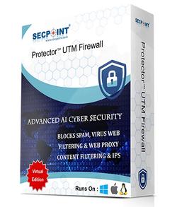 UTM Firewall Virtual Appliance